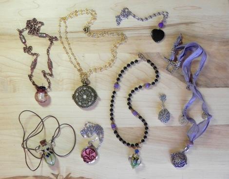 aromatherapy jewelry