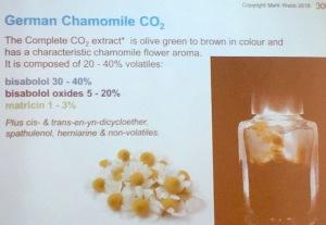 German Chamomile CO2