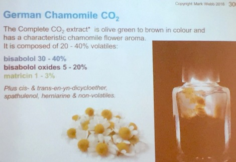 German Chamomile CO2