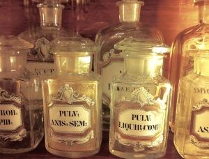 ancient bottles